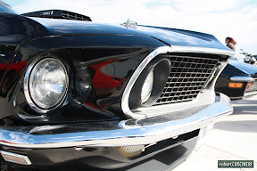 Ford Mustang Grill