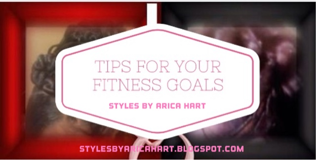exercise tips,  by Arica Hart, Erica Hart