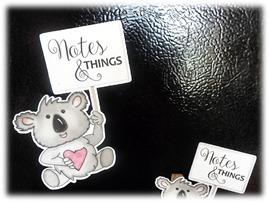 Koala T Magnet