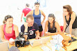 3-PARACHUTISME-CHAMPIONNATS EUROPE BOSNIE2013-VR4 Féminin au debrief
