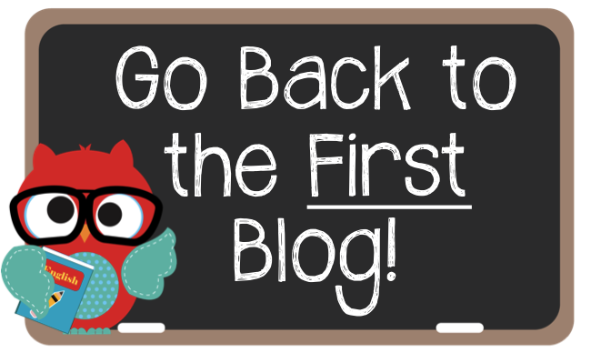 Go Back to the First Blog