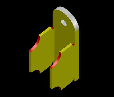 Sturucture Lifting Lug