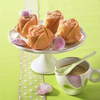 Rose Muffins