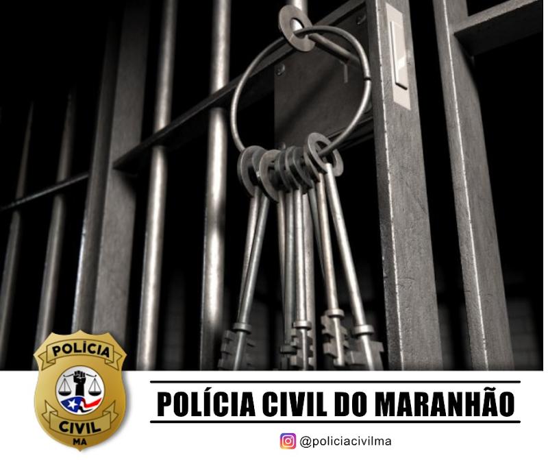 Homem que cometeu crime bárbaro em Vitorino Freire é preso em Arame.