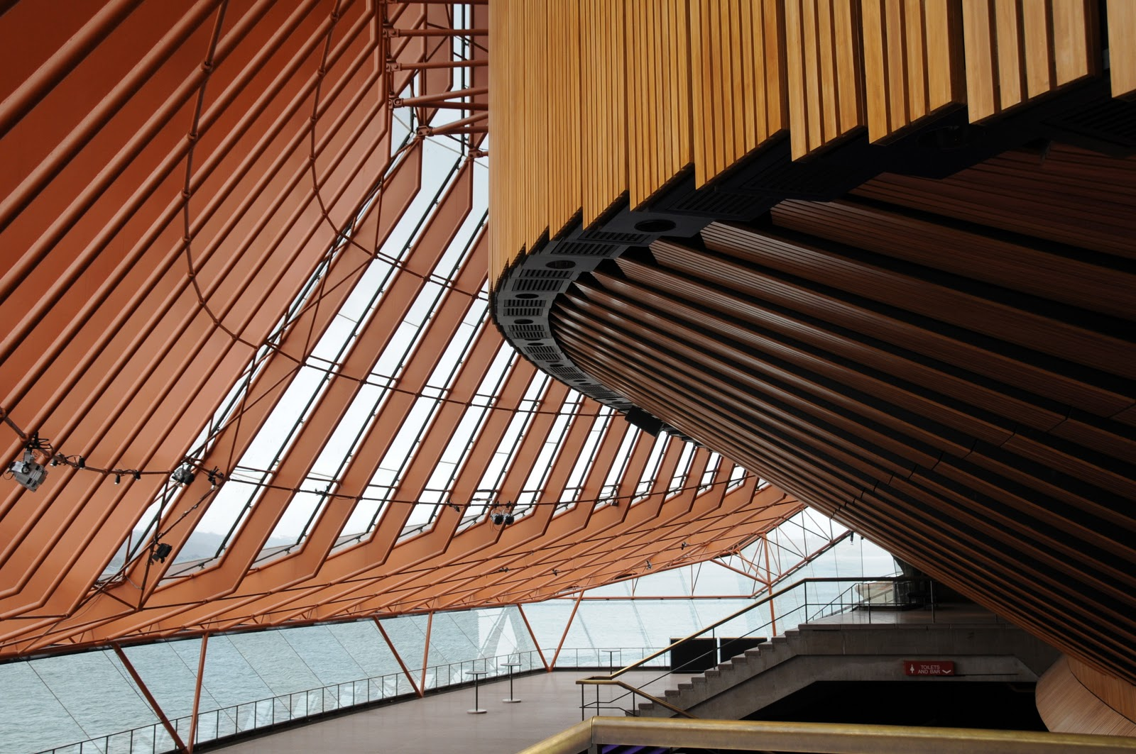 Sydney Opera House Northern Foyer : Gallowaycreate sydney opera house concert hall northern