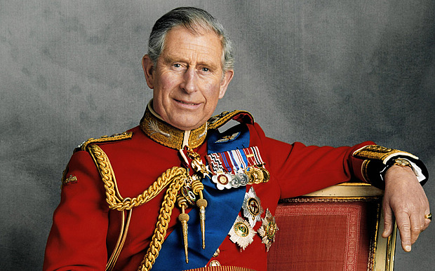 Prince Charles discovers the root of terrorism