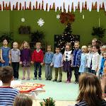 Vánoční besídka 17.12. 2014  2.třída Pod Lipkami