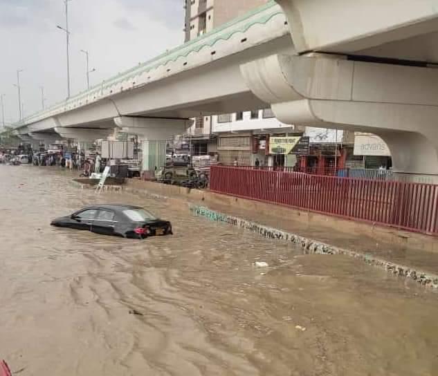 کراچی میں مون سون اپنی اوسط کے مطابق اختتام پذیر ہورہاہے