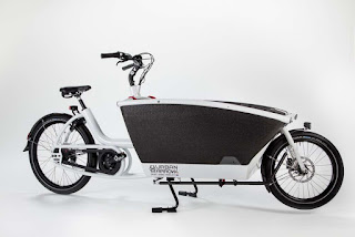 Urban Arrow family Lastcykel
