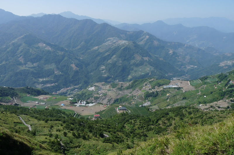 TAIWAN. Sun moon lake,Puli (région de Nantou) et retour à Taipei via Ylan - P1110183.JPG