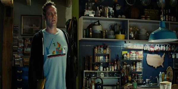 Screen Shot Of Hollywood Movie Delivery Man (2013) Download And Watch Online Free at Alldownloads4u.Com