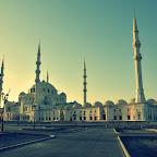 Meczet olbrzym - jeszcze w budowie