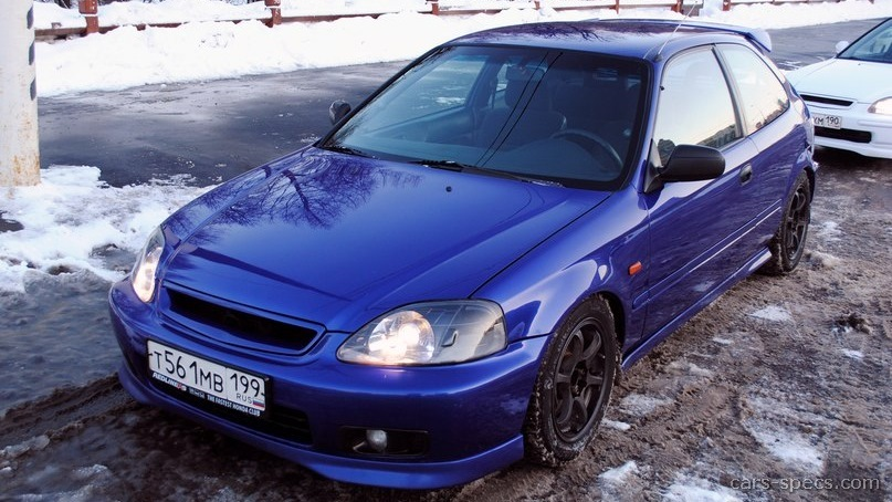 honda civic 1998 руководство