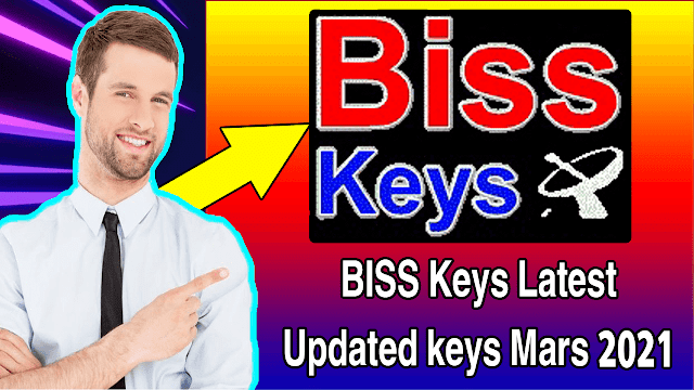 Latest BISS KEYS updated mars 2021 new biss key for all satellite receivers