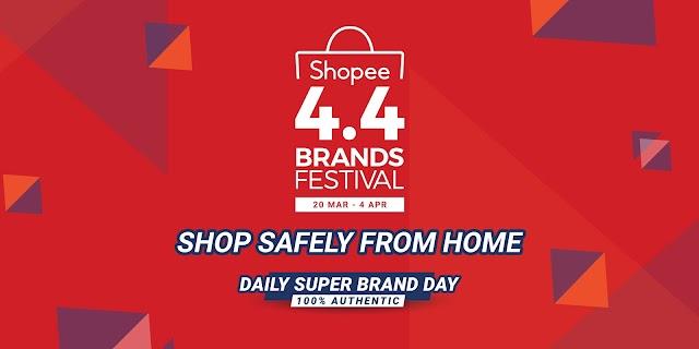 4.4 Shopee Brands Festival