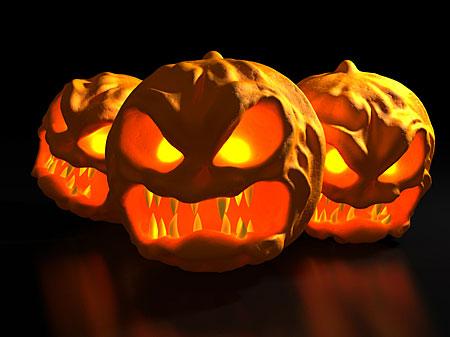 Halloween Monsters, Halloween