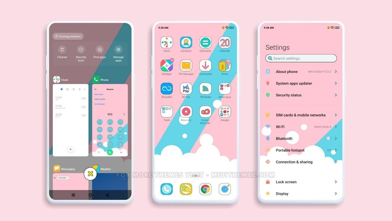 Colors v12 mod MIUI Theme