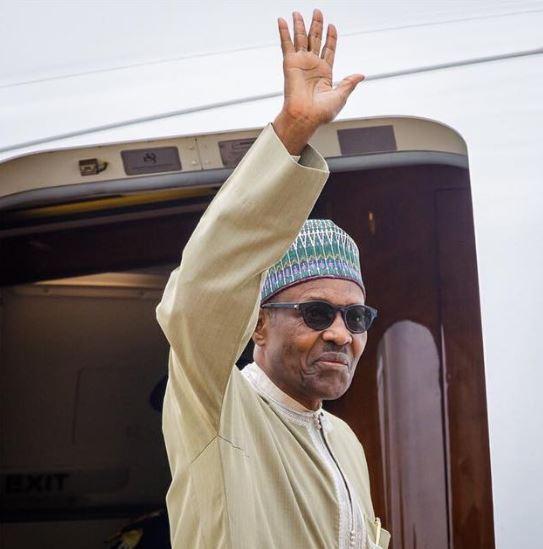 Good News!! Our President Buhari Returns Home Today!