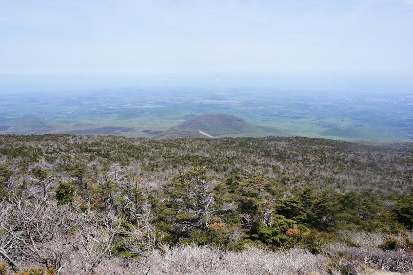 Jeju Halla Mountain
