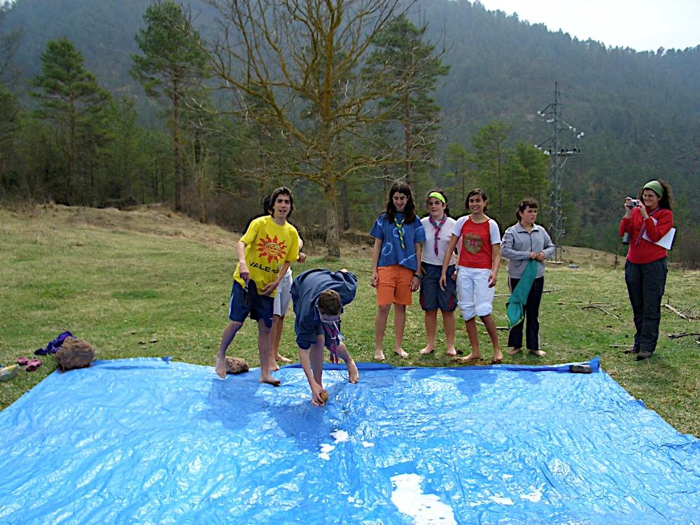 Campaments amb Lola Anglada 2005 - CIMG0233.JPG