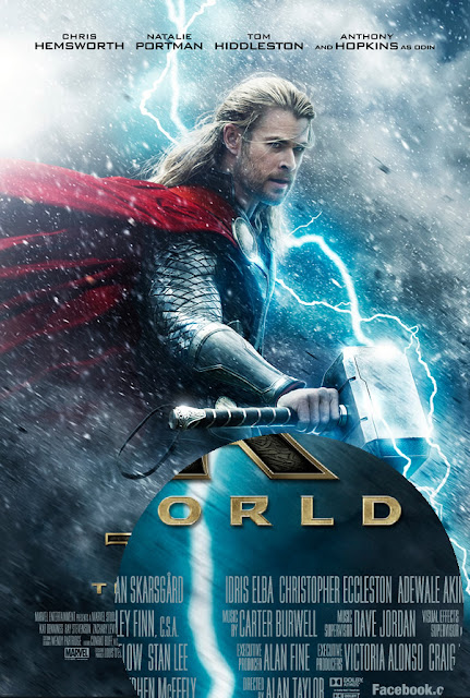 Composer for Thor - The Dark World Revealed in Teaser Poster!