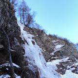 Les freaux - Cascade de glace