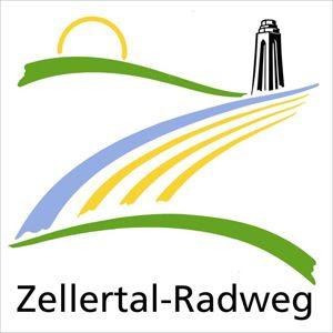 Logo Zellertal-Radweg, Donnersberkreis/Rheinhessen