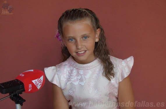 Entrevistas a Candidatas infantiles a Cortes de Honor. La Creu Coberta. #Elecció19