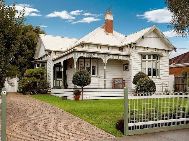 Federation House Edwardian Style