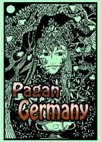 Cover of Anonymous's Book Pagan Germany