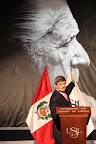 Lic. Raúl Diez Canseco Terry, presidente fundador de USIL y exvicepresidente de la República