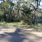 Flat Rock Creek track head (172263)