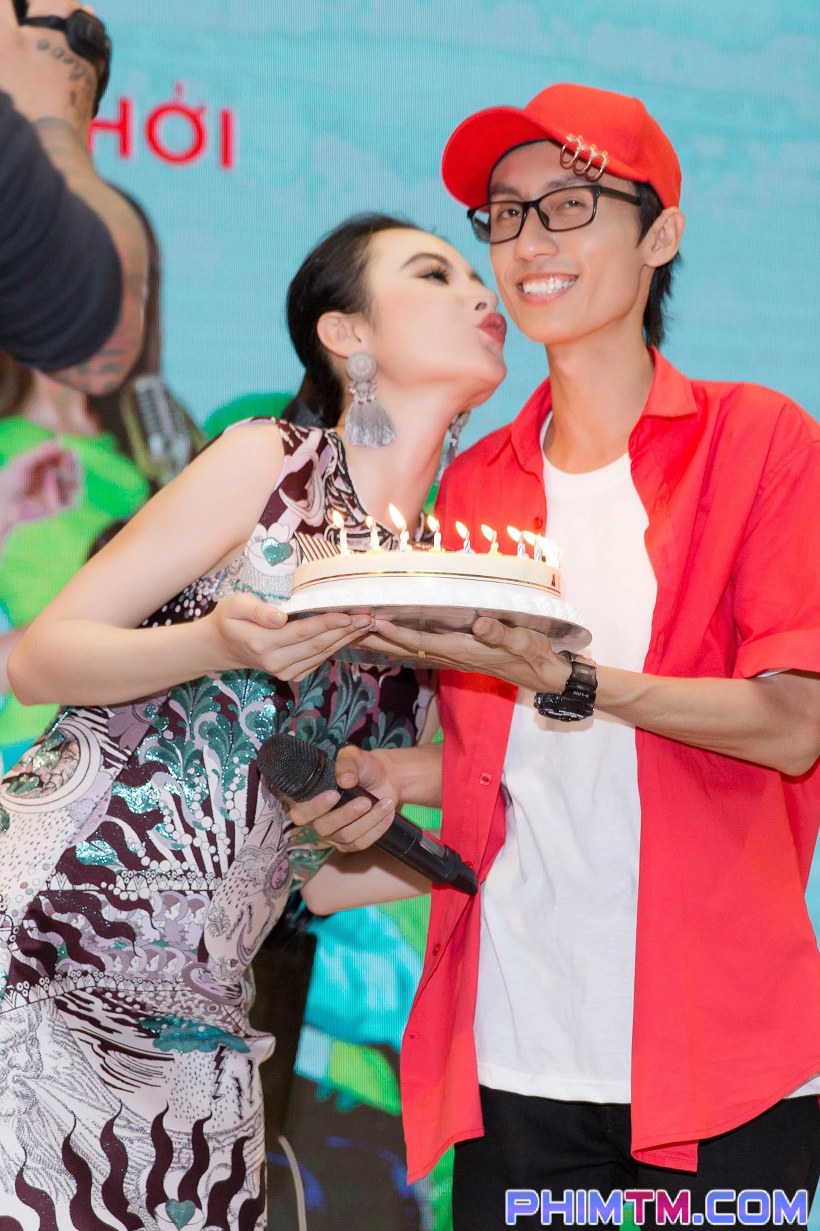 Angela Phương Trinh bất ngờ công bố chuẩn bạn trai ngoài đời phải chất và đàn ông như Hữu Vi - Ảnh 5.