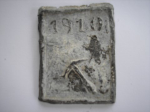 Naam: OnbekendPlaats: UtrechtJaartal: 1910Vindplaats: huis in linschoten