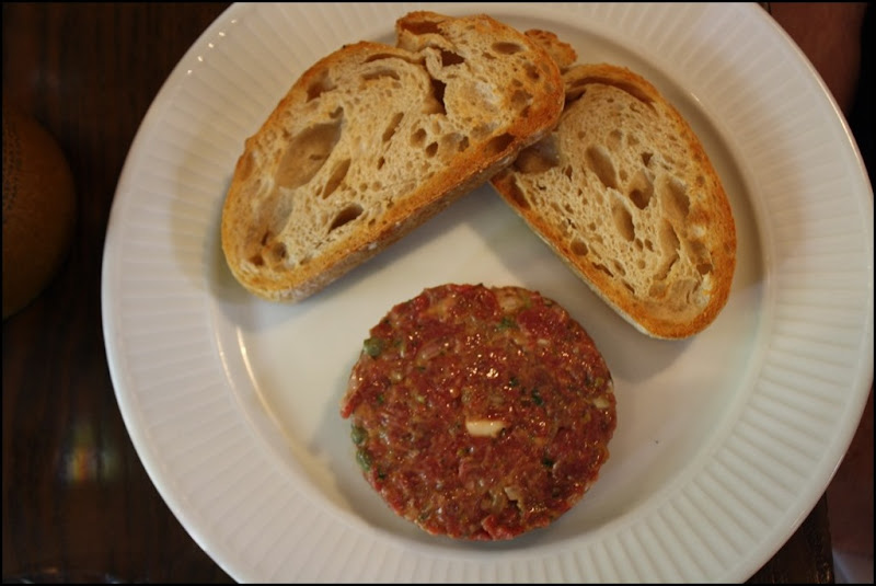 Steak Tartare, Cote Brasserie Norwich