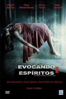 Capa Evocando Espíritos 2 (2013) Dublado Torrent