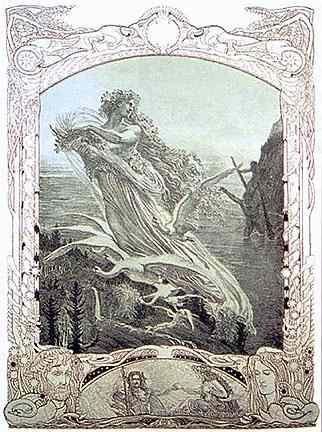 Freya Flight, Asatru Gods And Heroes