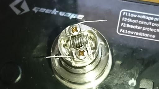 DSC 2777 thumb%25255B2%25255D - 【RTA】「Kayfun V5 RTA」(SvoëMesto)」+「Steam Tuners「Kayfun 5 Nano kit」ケイファン5ナノキット」「MTLパーツ」レビュー。高級マスプロRTAを初めて使う!!果たして。