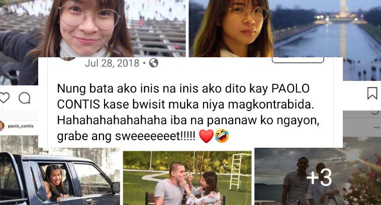 Post noon ng isang netizen patungkol sa pagiging 'Sweet' ni Paolo Contis, Trending!