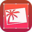 Crop and Resize Image icon