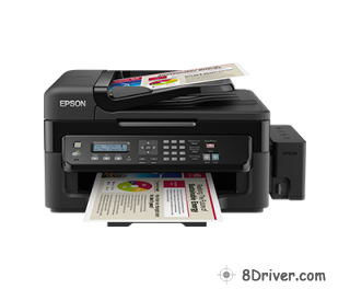 download Epson L558 Mac printer's driver