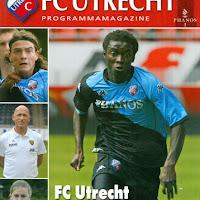 FCU Programmaboekjes 2009-10