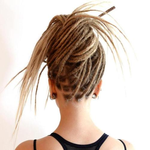 The Last Trendy Dreadlock Styles In Current Year For  woman 3