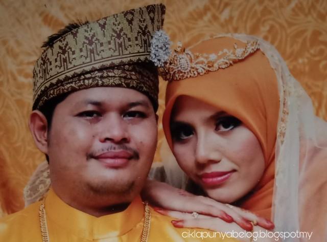 Happy anniversary chenta hati.