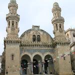 Mosquée Ketchaoua : vue d'ensemble