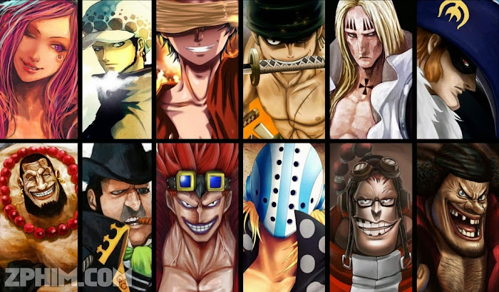 Ảnh trong phim Đảo Hải Tặc - One Piece 6