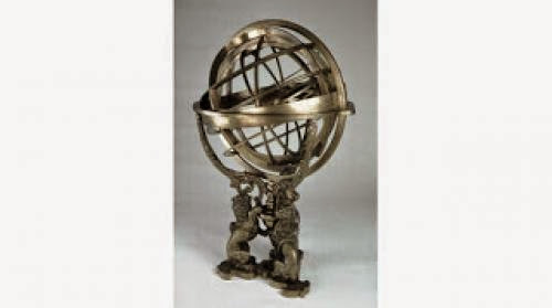Occult Artifacts The Wizard Earl Armillary Sphere