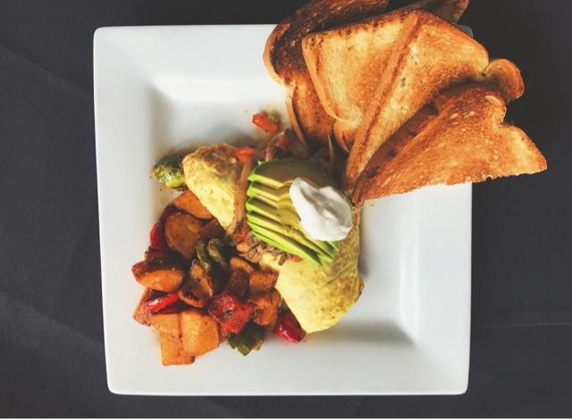 Tony Mandola's Brunch, Best Brunch in Houston, Wild Mushroom Omelette