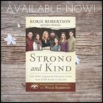 Strong and Kind - Korrie Robertson