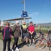 2016.  április 16. (szo) – Kerékpárral a Velencei tó körül
